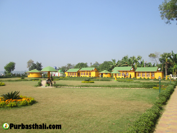 Purbasthali Park and cottages